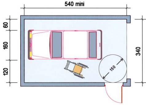 Wheelchair ch handiplus ch car automobile et mobilit for Prix location d un box garage