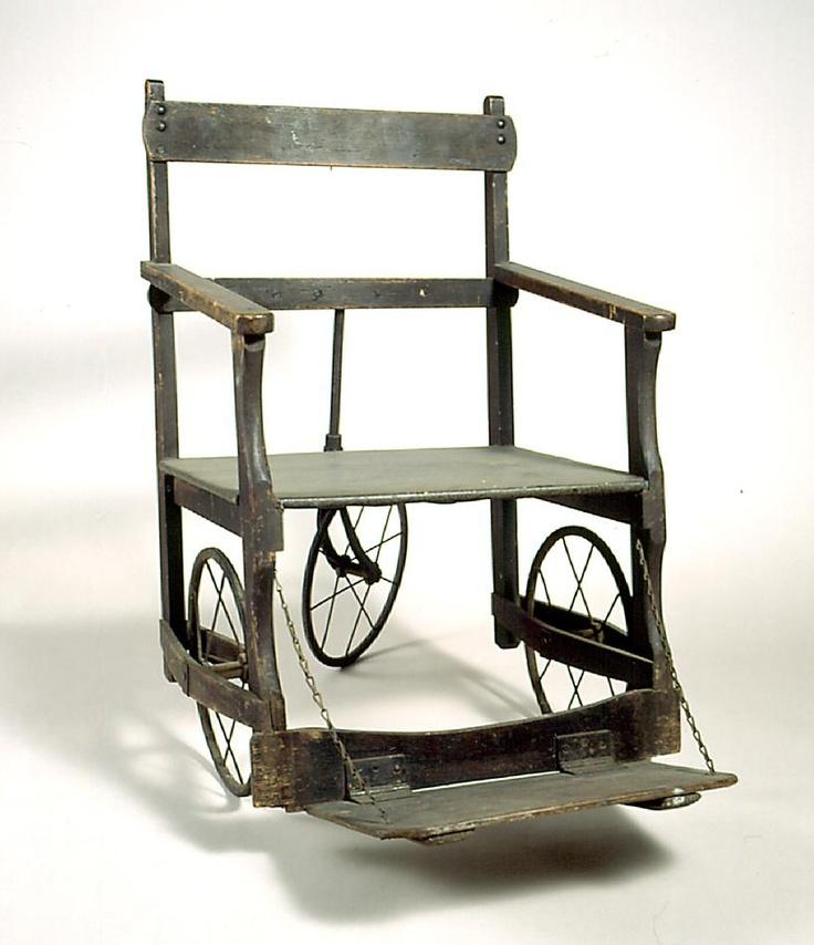 L 39 historique d 39 un monde nomm handicap la r adaptation avec le temp - L histoire du fauteuil ...
