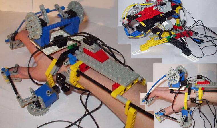 Лего-роботы своими руками