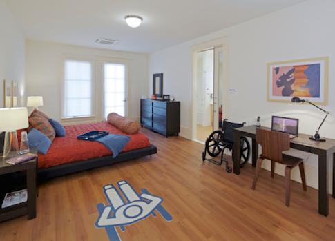 wheelchair ch handiplus ch quipement habitat h bergement logement handicap. Black Bedroom Furniture Sets. Home Design Ideas
