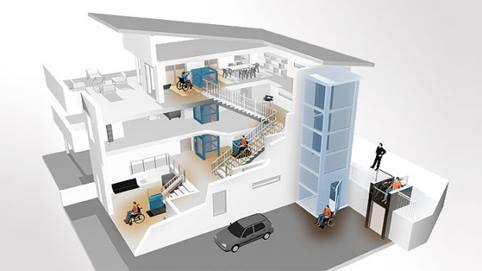 maison adapte convenient home - Plan De Maison Pour Handicape